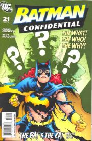 Batman Confidential #23 (2008) DC comic book